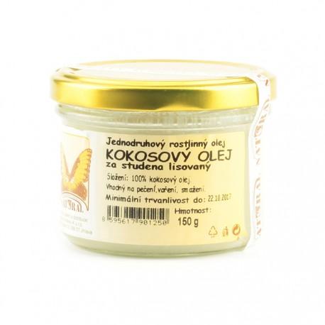 Kokosový olej panenský, 150ml