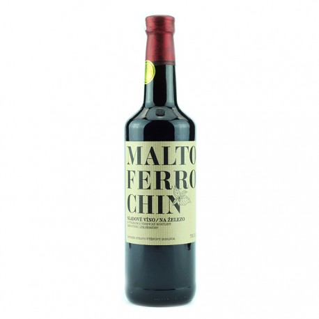 Maltoferrochin železité víno