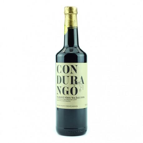 Žalúdočné víno Condurango