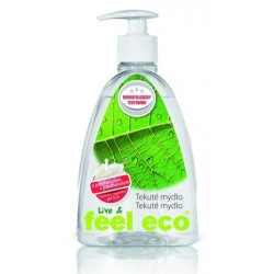 Tekuté mydlo s panthenolom Feel eco