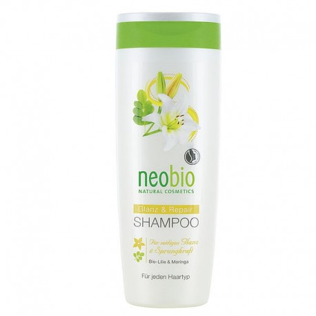 Neobio šampón Glanz&Repair, 250ml