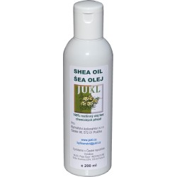 Shea oil 200ml, Jukl