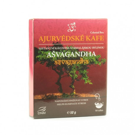 Bylinná káva Ašvagandha