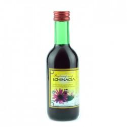 Bylinný sirup echinacea